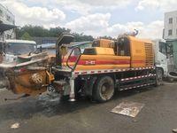 2012年国三9018三一重工车载泵,230输送缸
