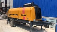 2011年出厂三一重工柴油拖泵,工作几千方
