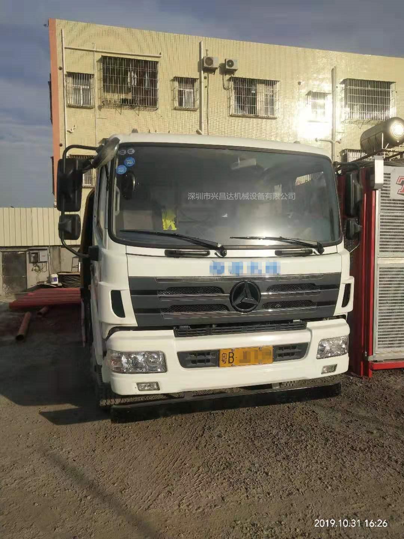 深圳2019年6月最新款國五+三一重工車載泵10020,C10系統
