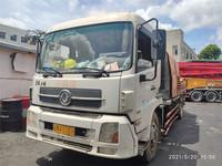 深圳2015年10020三一重工混凝土車載泵,東風天錦底盤
