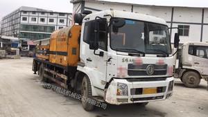 2014年2月上牌國三中集車載泵,價格優惠便宜