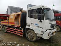 2014年國四C8三一重工10020車載泵,東風天錦底盤