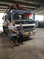 已售出:三一重工泵車