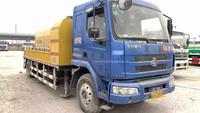 西安2014年國四改裝8018三一重工車載泵,東風柳汽底盤