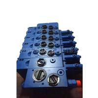 三一重工四节臂泵车液压件 哈威臂架多路阀总成PSV/PSL