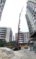 廣東深圳2013年56米六節臂三一重工C8系列泵車,奔馳底盤