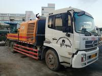 2014年底國四C8三一重工車載泵10020,東風天錦底盤