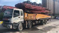2013年56米C8三一重工泵車,五十铃底盘