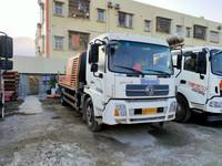 深圳3台2014年底3月份10020三一重工車載泵,東風天錦底盤